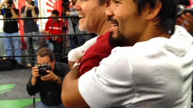 Pacquiao More Aggressive, Ready to Knock Out Marquez